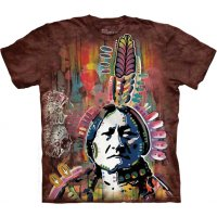 Футболка Mountain - SITTING BULL 1